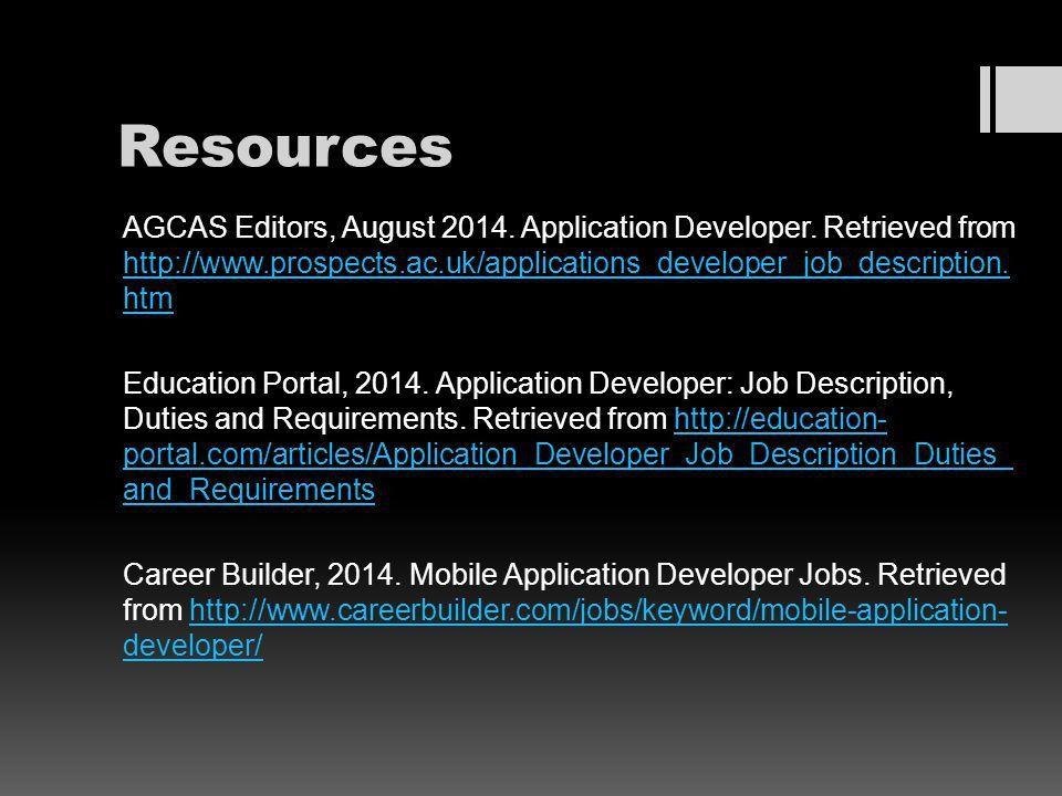 Career Field Description - ppt download
