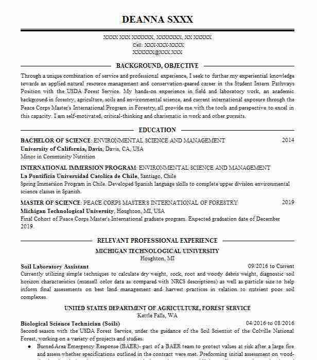 Best Field Technician Resume Example | LiveCareer