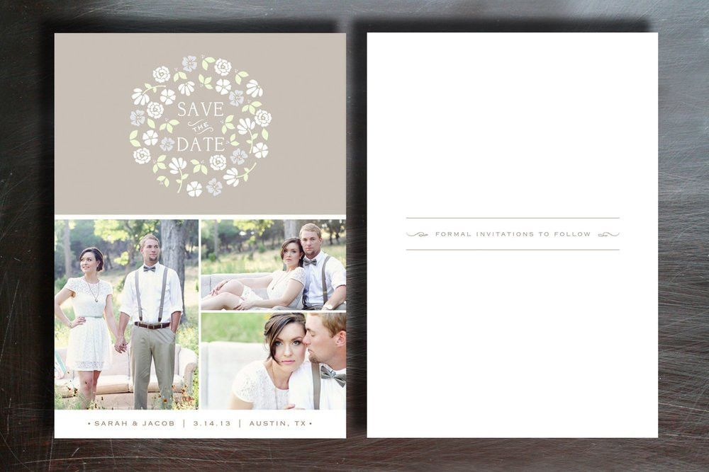 Free Photography Template Photoshop