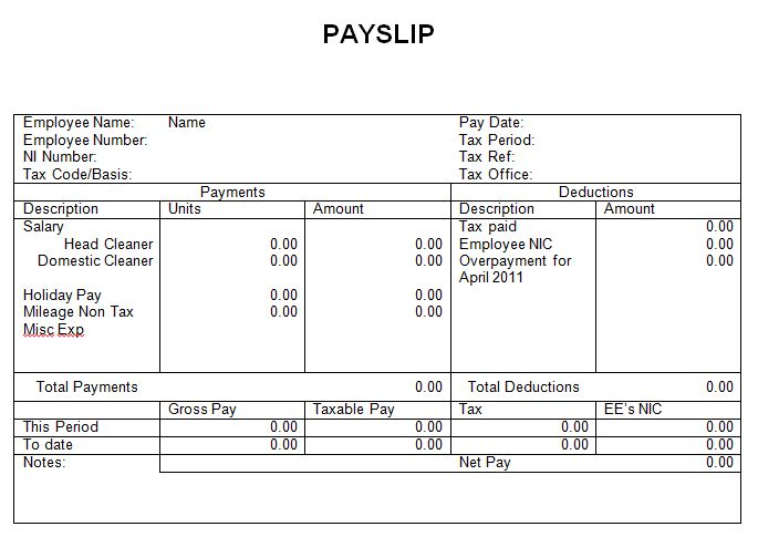 Payroll Form Design - Access World Forums