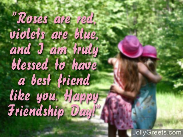 Friendship Day Messages – What to Write in a Friendship Day Card
