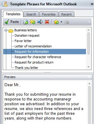 Write persuasive request letters: business letter format, samples ...