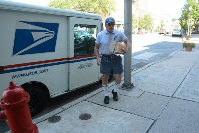 Pottsville mail carrier hits 50th year on job - News - Republican ...