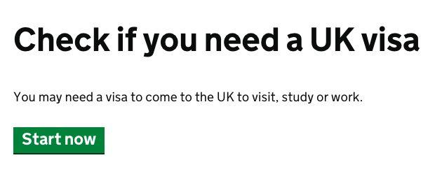 How to Apply for a UK Tourist Visa | Kisty Mea