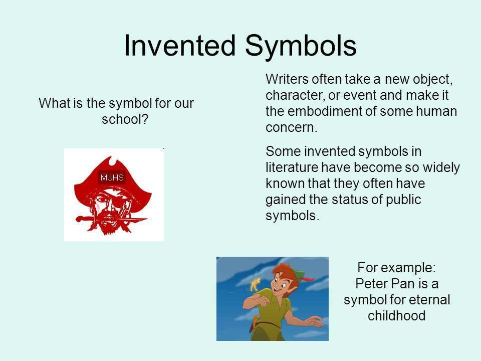 Symbolism in Literature - ppt download