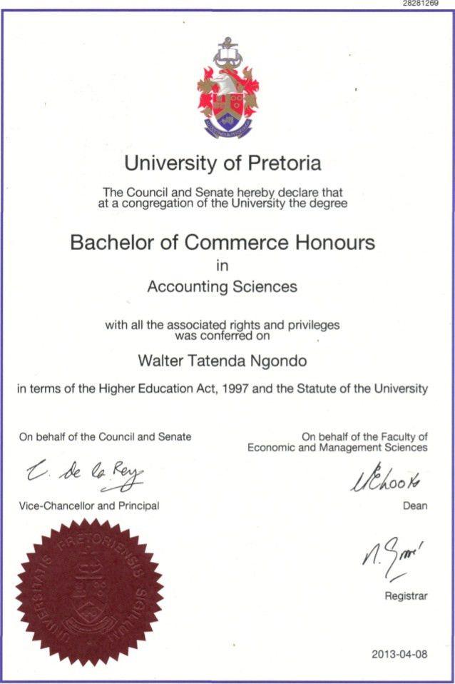 BComm. Honours Certificate..PDF