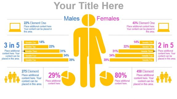 Compare and Contrast with this Free PowerPoint Template ...