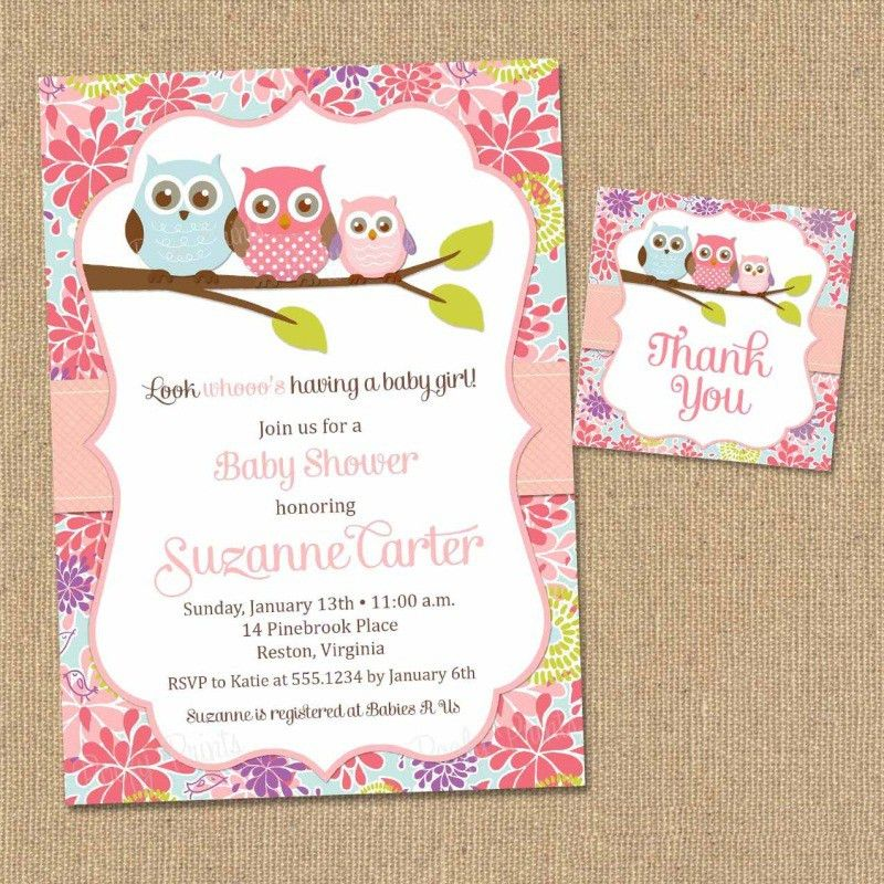 Free printable baby shower invitations: only good templates - Baby ...