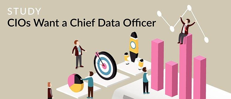 Study: CIOs Want a Chief Data Officer - DevOps.com