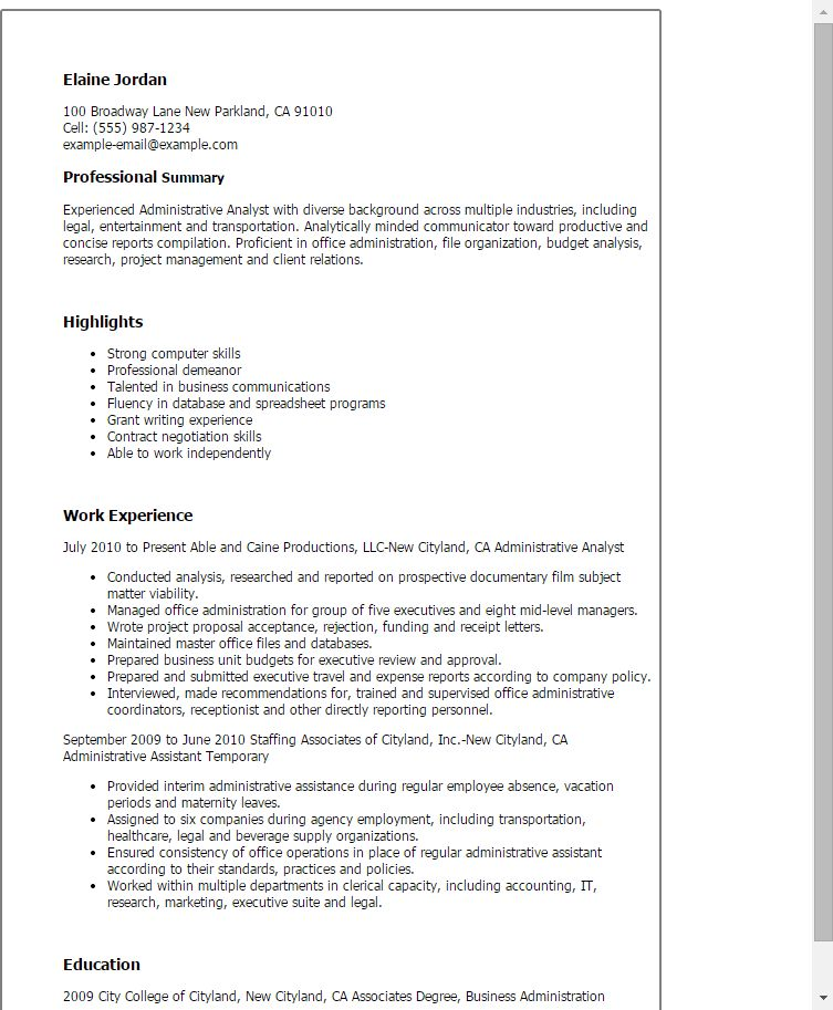 resume templates airport customer service agent. 4. acting resume ...