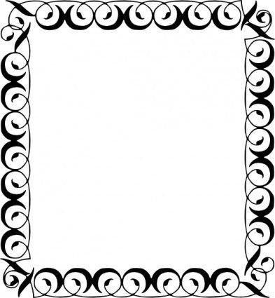 Image of Certificate Border Clipart #6108, Certificate Borders ...