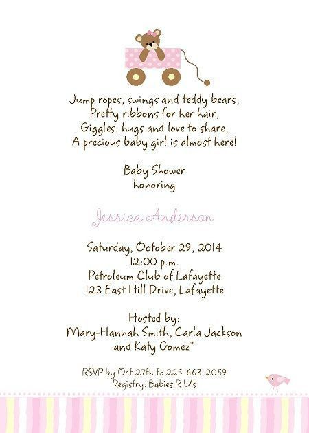 114 best Baby Shower Ideas images on Pinterest | Invitation ...
