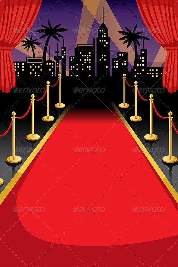 Red Carpet | Invitation templates, Red carpet and Red carpet theme ...