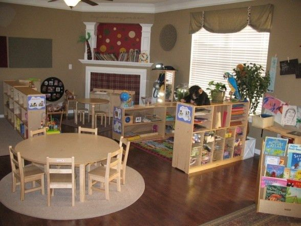 Bye Bye daycare,hello living room! - Living Room Designs ...