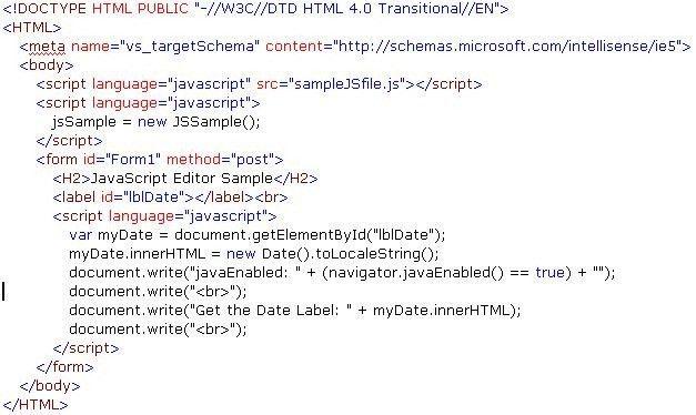 JavaScript | Maverick Limited