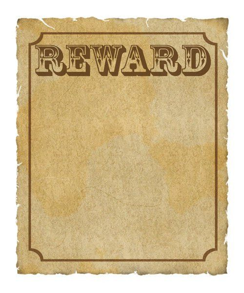 8 Best Images of Western Wanted Poster Border Template - Free ...