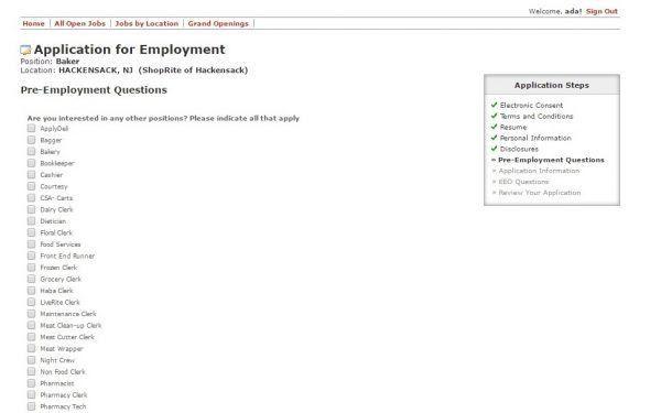 ShopRite Career Guide – ShopRite Application | Job Application Review