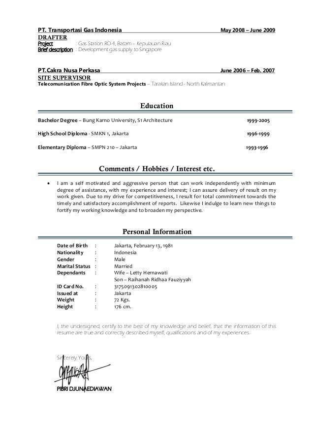 Qa Qc Engineer Resume Sample - Contegri.com
