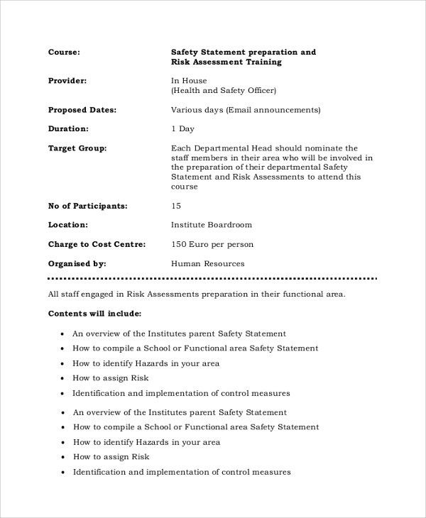 Sample HR Proposal - 7+ Documents in PDF, Word