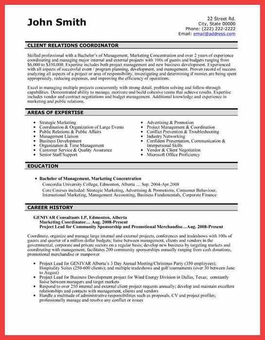 referral coordinator resume | memo example