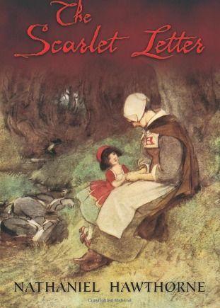 32 best The Scarlet Letter images on Pinterest   The scarlet ...
