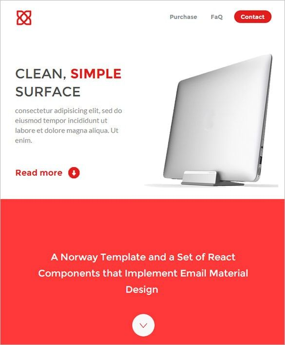 11+ Best Outlook Email Templates | Free & Premium Templates