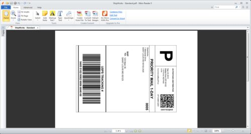 Tips & Tricks: How Do I Print a Shipping Label to a PDF? | E ...