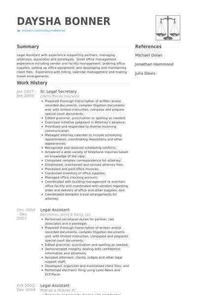ideas of assistant district attorney sample resume on letter ideas ...