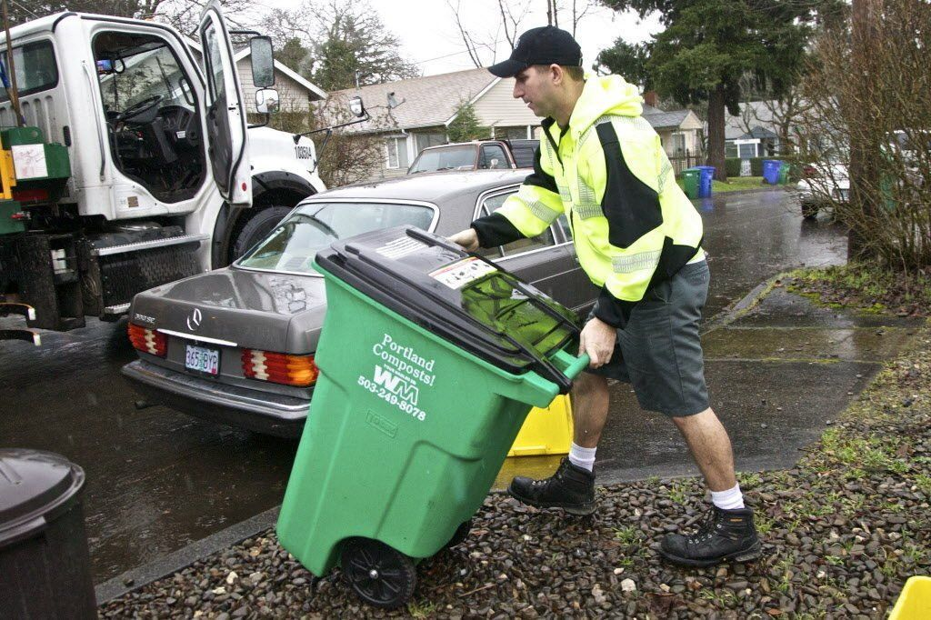 Everyday People: Portland garbage truck driver's job is more than ...