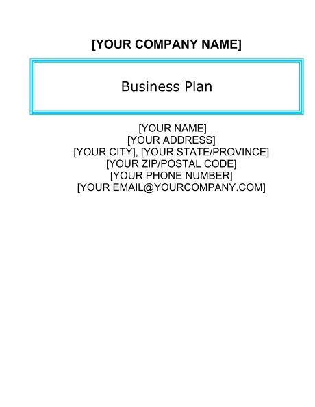 Landscaping Company Business Plan - Template & Sample Form ...