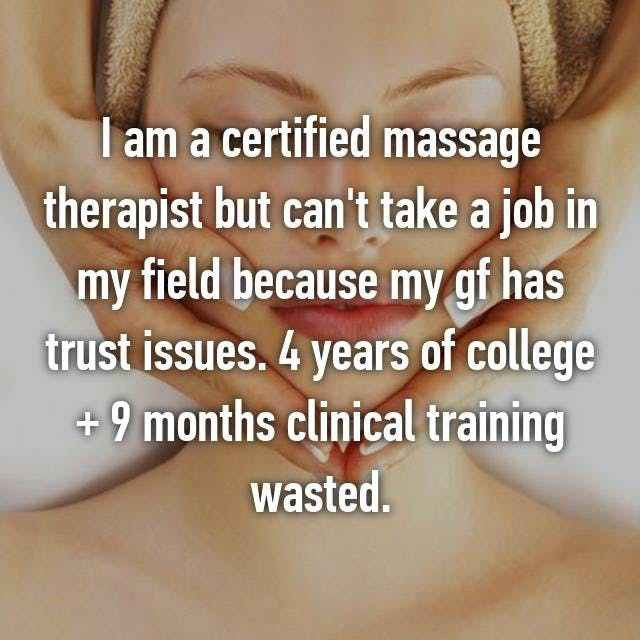 15 Massage Therapists Share Their Most Shocking Confessions