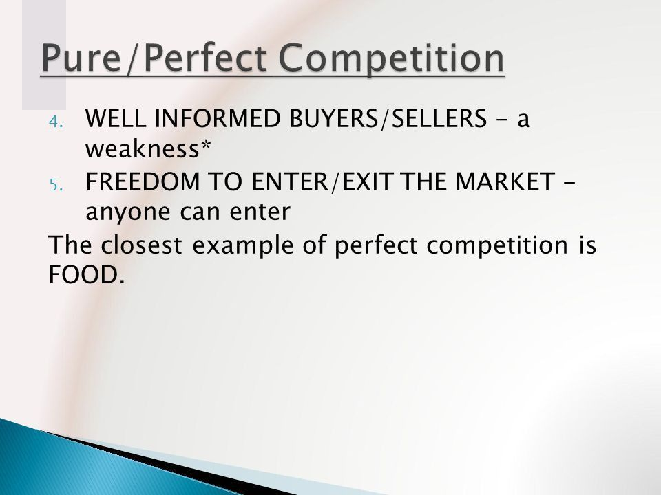 A monopoly is a MARKET STRUCTURE in which only ONE seller sells a ...
