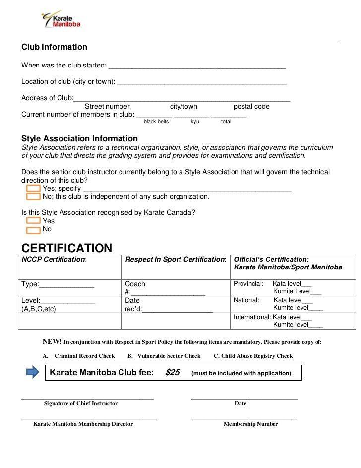 19+ [ Membership Template Form ] | Login Form Template By Xara24 ...