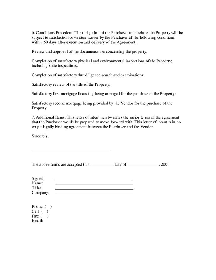 Letter Of Intent Contract Manufacturing | Functional Resume Creator