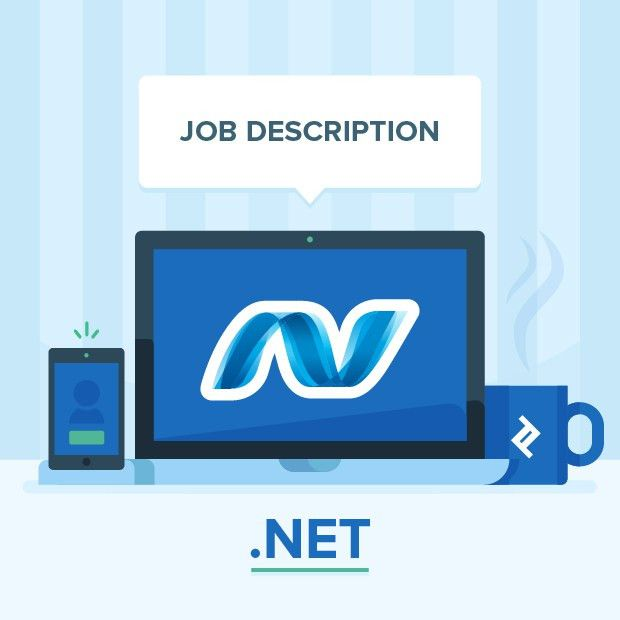 NET Developer Job Description Template | Toptal