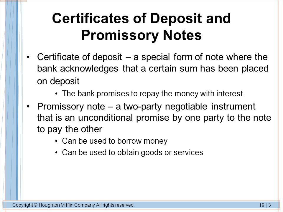 Nature and Types of Negotiable Instruments - ppt video online download