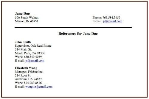 Enchanting Adding References To A Resume 83 For Free Online Resume ...