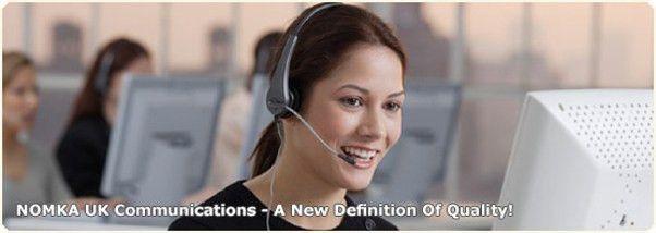 NomKa Call Center Answering Service