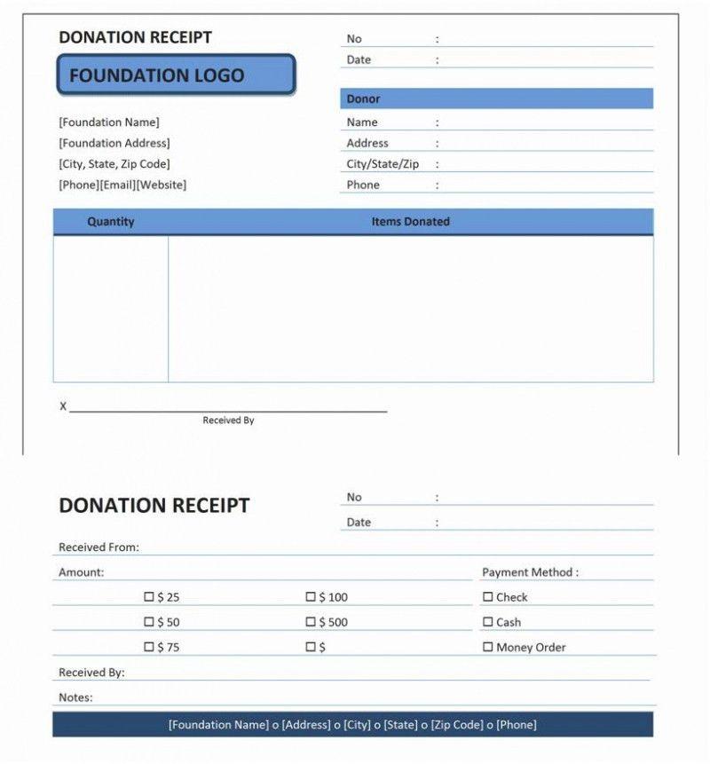 Download Donation Invoice Template Word | rabitah.net