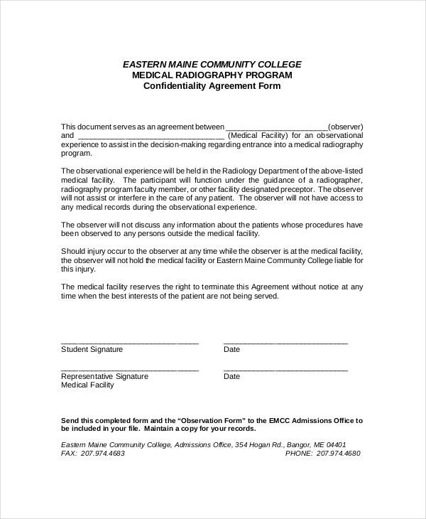 Sample Agreement Form. Sample Partnership Agreement Form Template ...