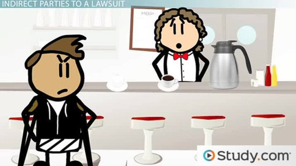 What Is Vicarious Liability? - Definition and Examples - Video ...