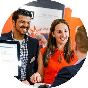 Trade fair hostesses & exhibition staff for your event - InStaff