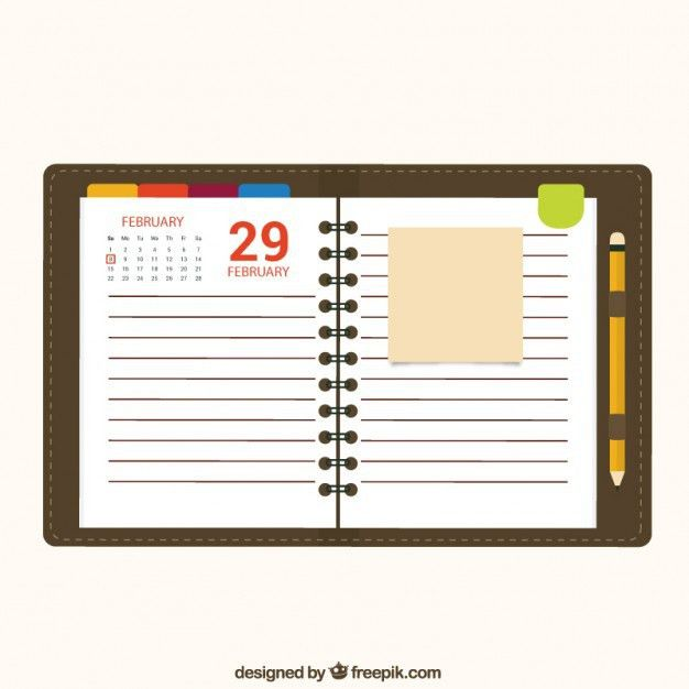 Diary Vectors, Photos and PSD files | Free Download