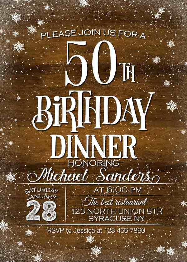 39+ Printable Dinner Invitation Templates | Free & Premium Templates