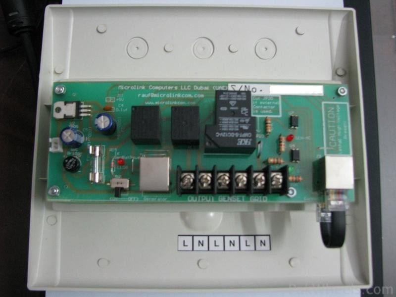 Clipper ATS (Automatic Transfer System / Automatic Generator ...