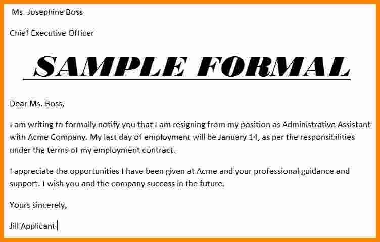 8+ letter format for job resignation | ledger paper