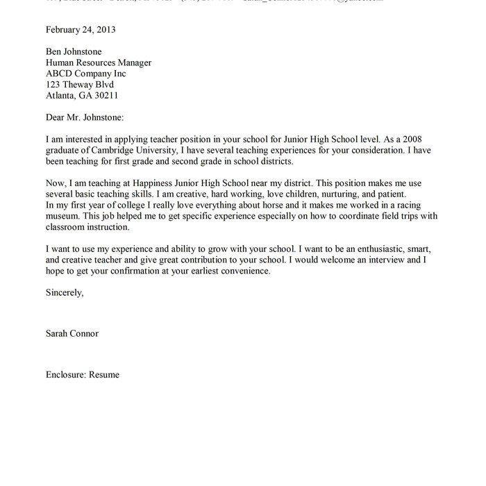 Bank Teller Cover Letter. 2 K12Albemarle Org | Our Website Has A ...