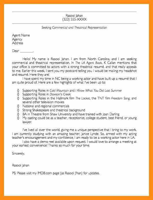 writing an impressive cover letters