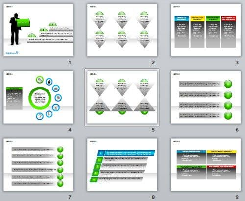 5 Free PowerPoint E-Learning Templates | The Rapid E-Learning Blog