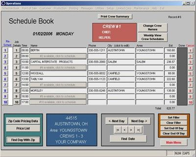 How to Order Job Scheduling Software for service businesses ...